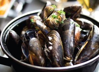 the bistro, penarth, food, restaurant, seafood
