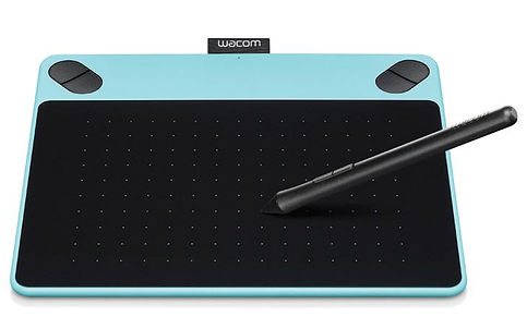 wacom, intuos pen & touch tablet, gadgets