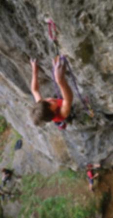 Boulders outdoor events