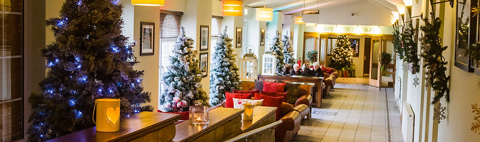 Stradey Park Hotel, Christmas
