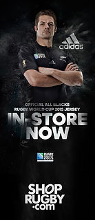 Shop Rugby, All Blacks, Adidas, Rugby World Cup 2015