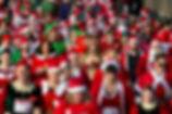 Welsh Hearts Christmas fun run