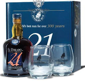 El Dorado Rum, That's the spirit, Lab 22