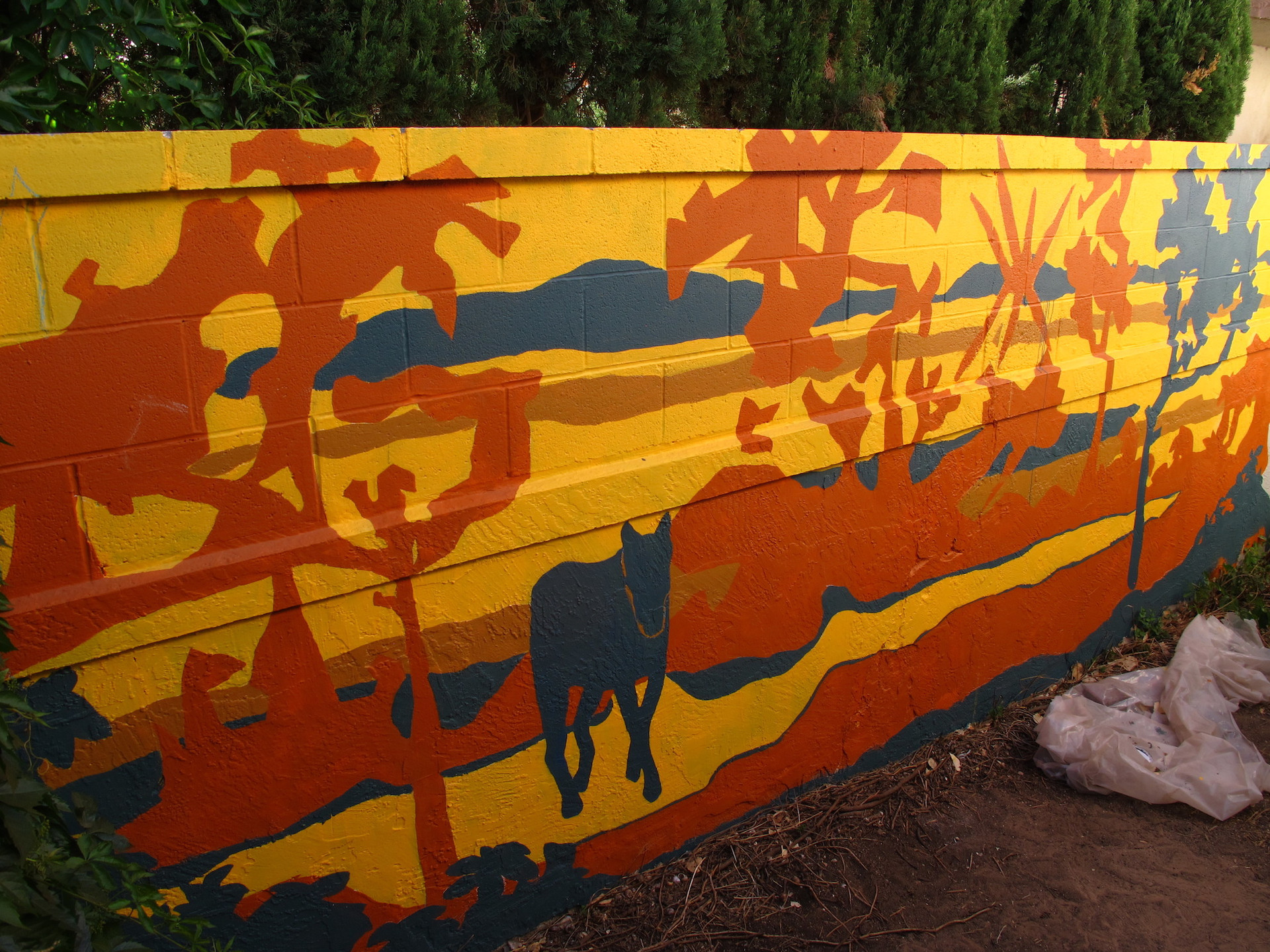 Los Alamos Mural Commission 2013