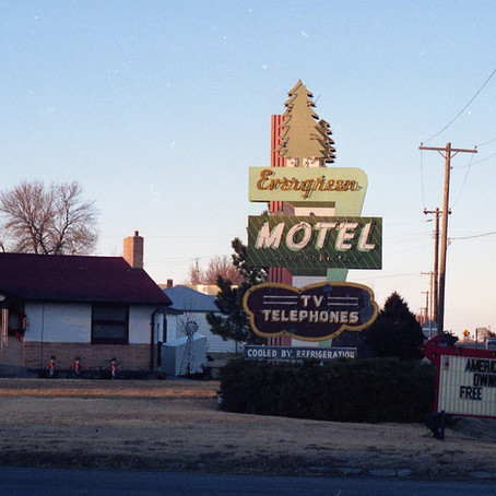 Old Neon, Plainville, KS, 12/90