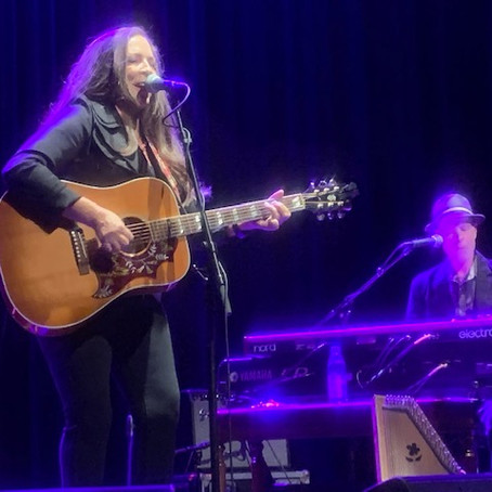 Carlene Carter, Buskirk-Chumley Theater, 9/18/19
