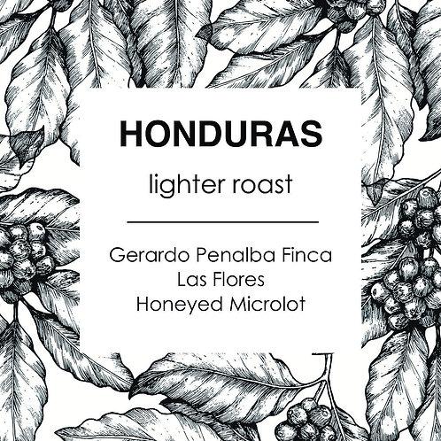Honduras Gerardo Penalba Finca