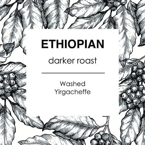 Ethiopian Washed Yirgacheffe