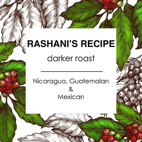 Rashani's Recipe