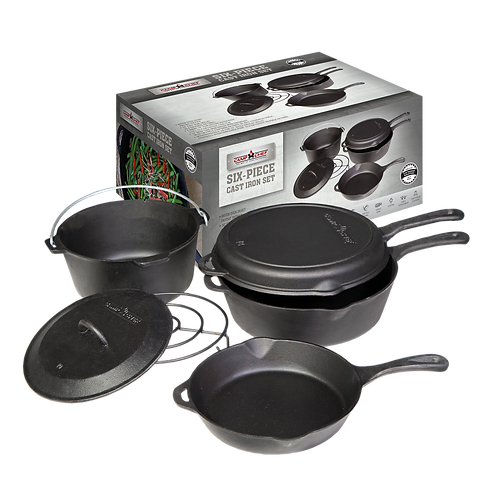 Camp Chef Dutch Oven set