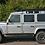 Thumbnail: Land Rover Defender 110 UPRACKS roofrack - dakrek 285 X 148 cm.
