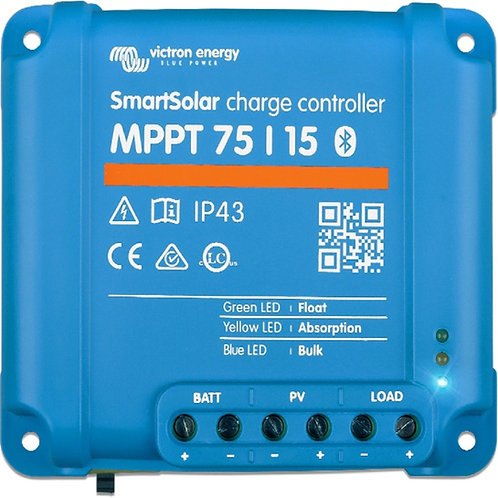 Victron Energy SmartSolar MPPT 75/15 laadregelaar