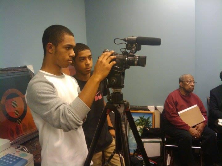 Plainfield Student TV Crew