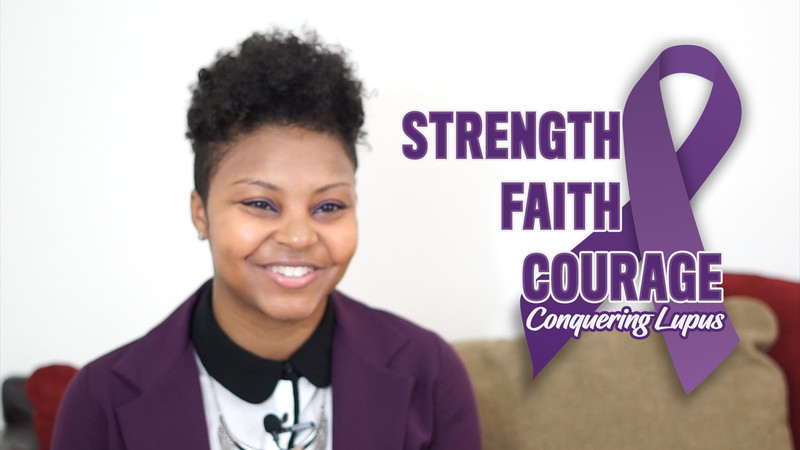 Strength Faith Courage