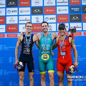 Matt McElroy wins Silver at WTS Leeds - Ian OBrien Coaching