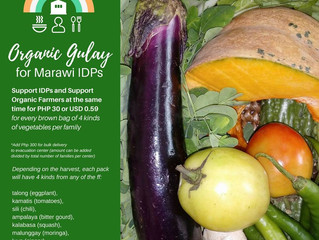 Living Food Releaf for Marawi IDPs