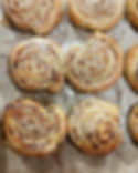 Apple & Cinnamon Puff Pastry Swirls