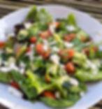Simple Sharing Side Salad