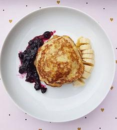 Super-Soft Banana Pancakes