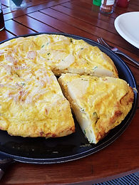 Easy Spanish Tortilla
