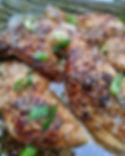 Korean-style Sticky Chicken