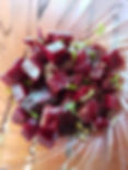 Balsamic Beetroot Salad