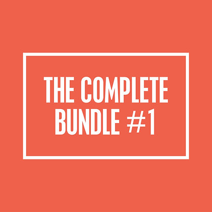 THE COMPLETE BUNDLE #1