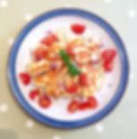 Halloumi & Scrambled Egg Brunch