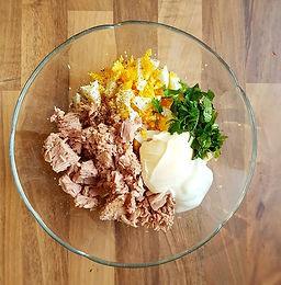 Tuna & Egg Salad