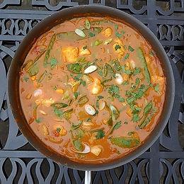 Cod & Tomato Curry