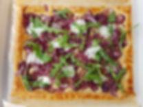 Caramelised Red Onion Tart