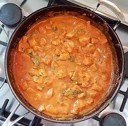 Chicken Curry & Rice