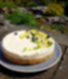 Lemon Cheescake