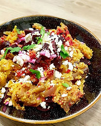Spiced Vegetable Cous Cous
