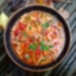 Chunky Minestrone Soup