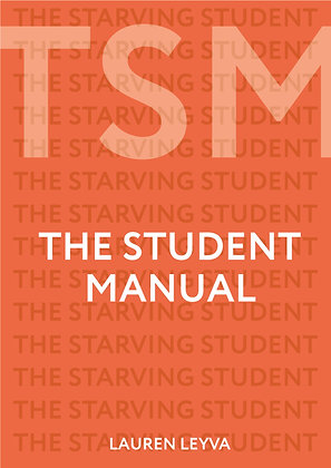 THE STUDENT MANUAL