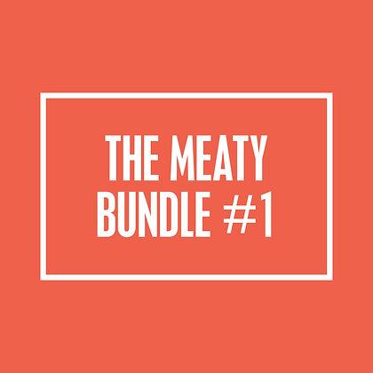 THE MEATY BUNDLE #1