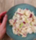 Zingy Cauliflower Salad
