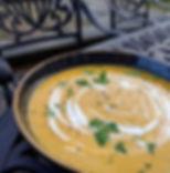 Butternut Squash, Bean & Sweetcorn Soup