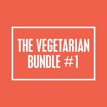 THE VEGETARIAN BUNDLE #1