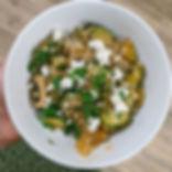 Courgette & Feta Quinoa