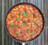 Mini Meatball Pasta