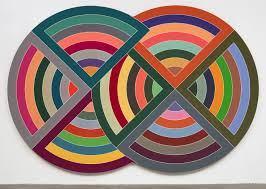 Frank Stella. Firuzabad. 1970 | MoMA
