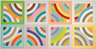 Tahkt-I-Sulayman Variation II, Frank Stella | Mia