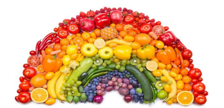 Eat a Rainbow | Ideal Nutrition