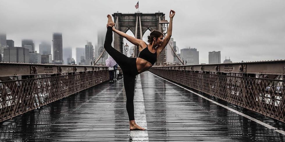 Hatha Yoga Intensiv Special mit Jagadambika Alisa