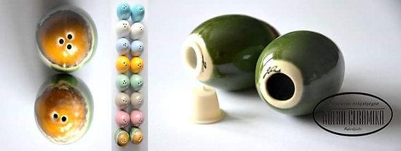 Jajko solniczko - pieprzniczka