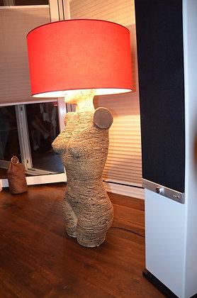Lampa Kobieta