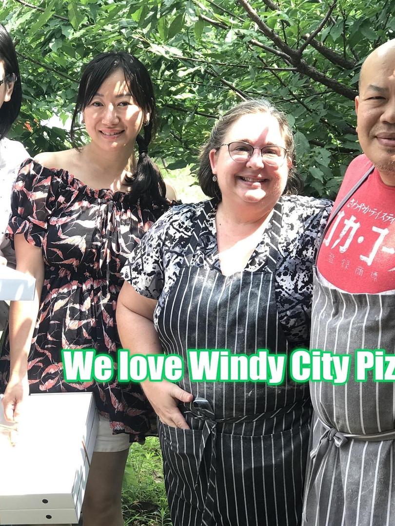 Windy Pizza