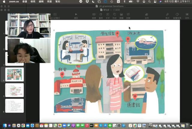 Being graphic oriented through online